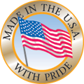Kerrico Corporation products are made in the USA